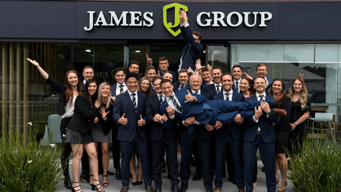 James Group - 1
