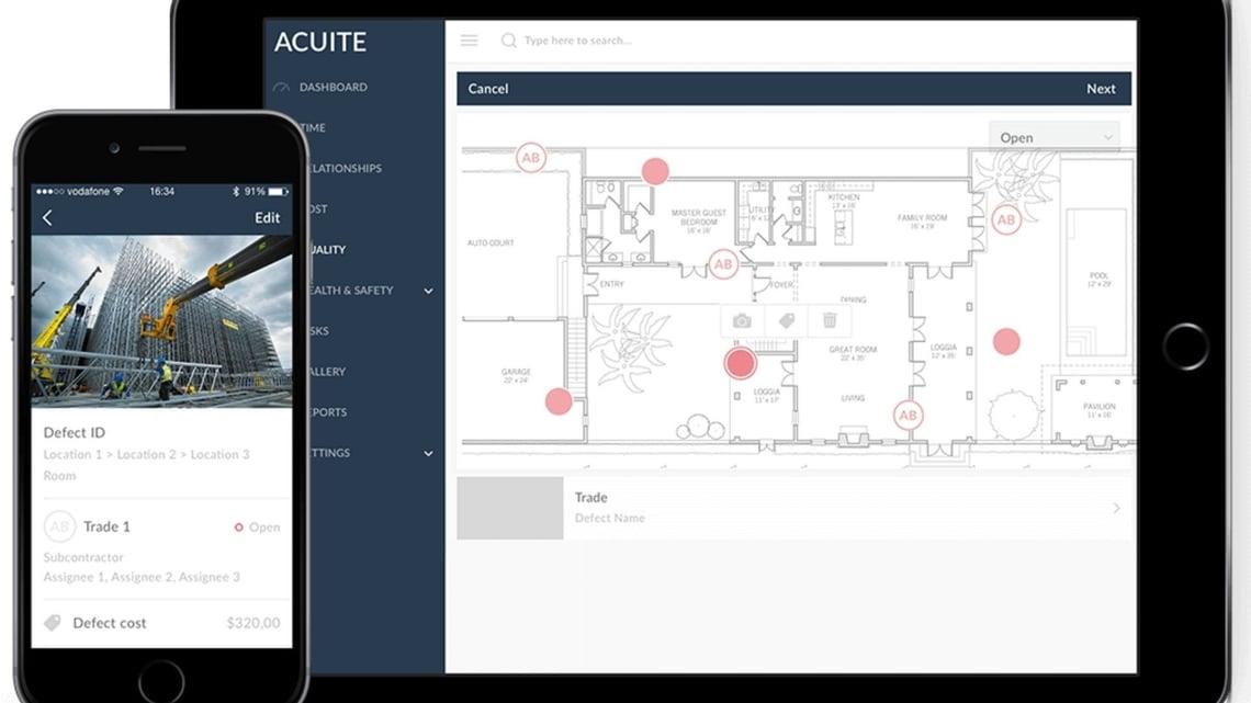 Acuite Construction Intelligence - 3