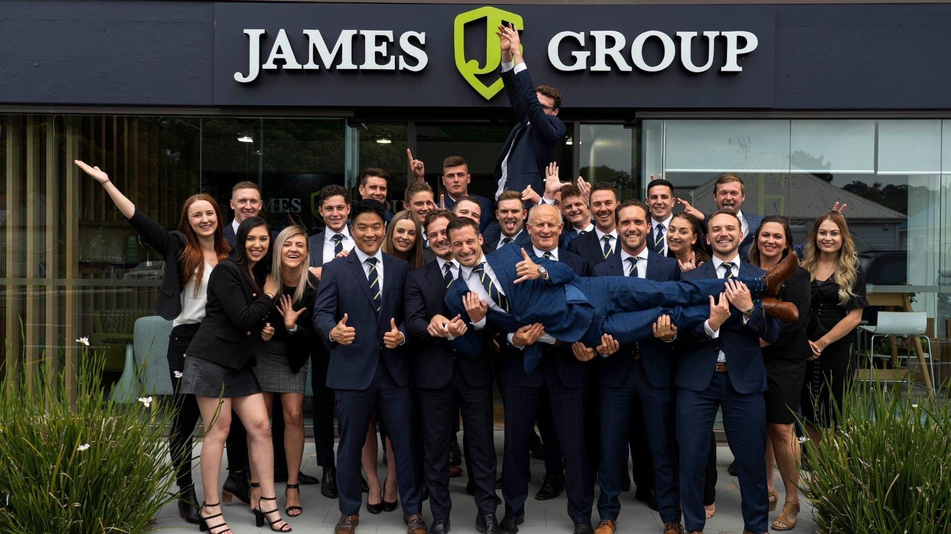 James Group 1