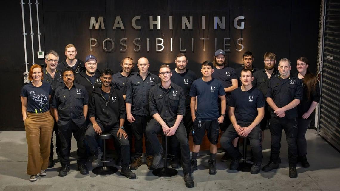 United Machinists Team